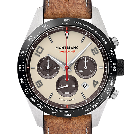 Montblanc TimeWalker Manufacture Chronograph(モンブラン タイムウォーカー マニュファクチュール クロノグラフ)